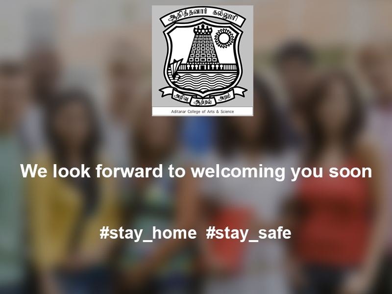 Stay Home & Stay Safe