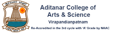 Aditanar College of Arts and Science