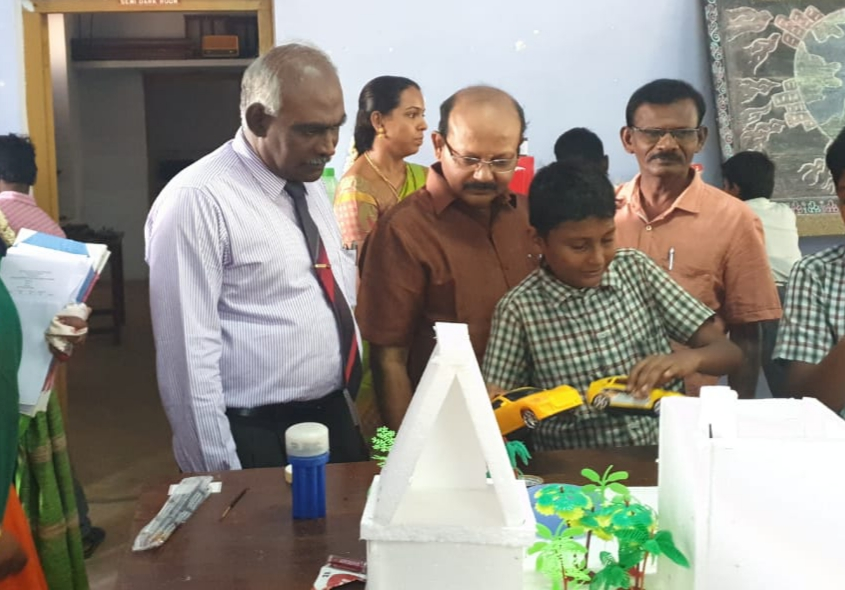 Science Exhibition- By School Students
