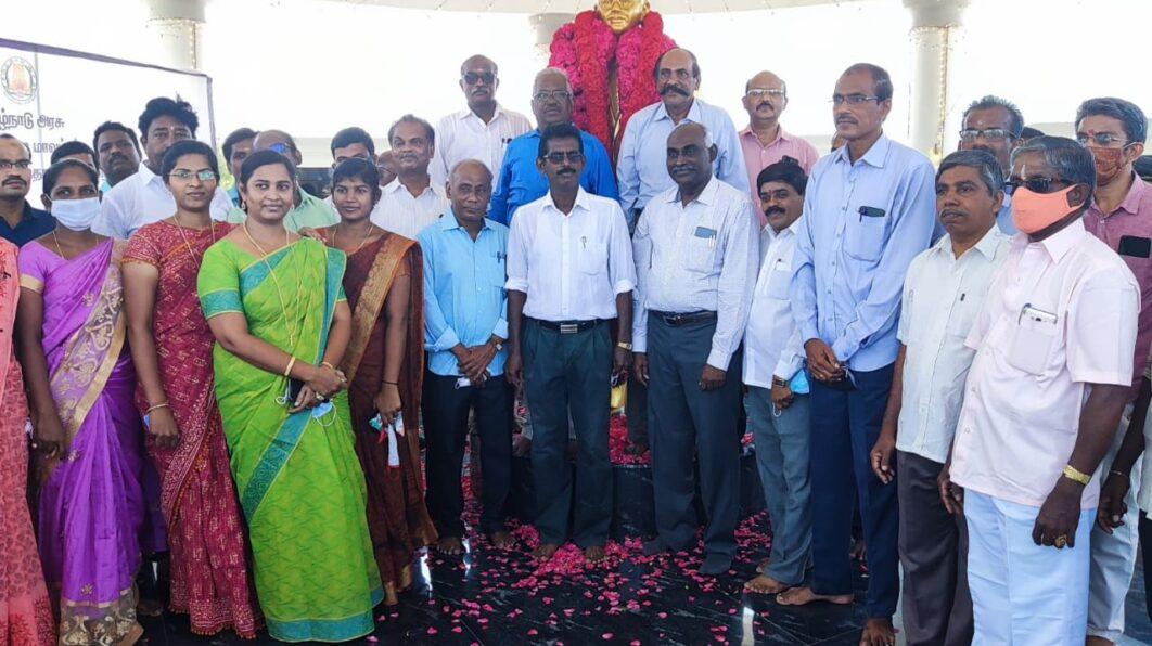 Padmashri Dr.B.Sivanthi Aditanar 86th Birthday Celebration